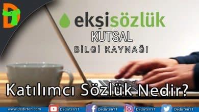 Photo of Katılımcı Sözlük Nedir? (Video)