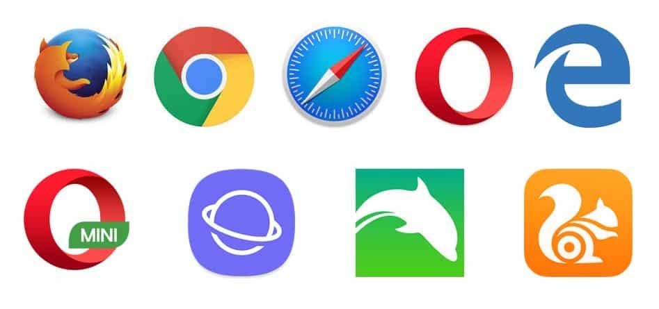 Android İnternet Tarayıcıları